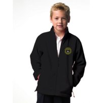 Stockbridge outdoor fleece - available in black and red