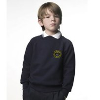 Stockbridge sweatshirt - available in black and red