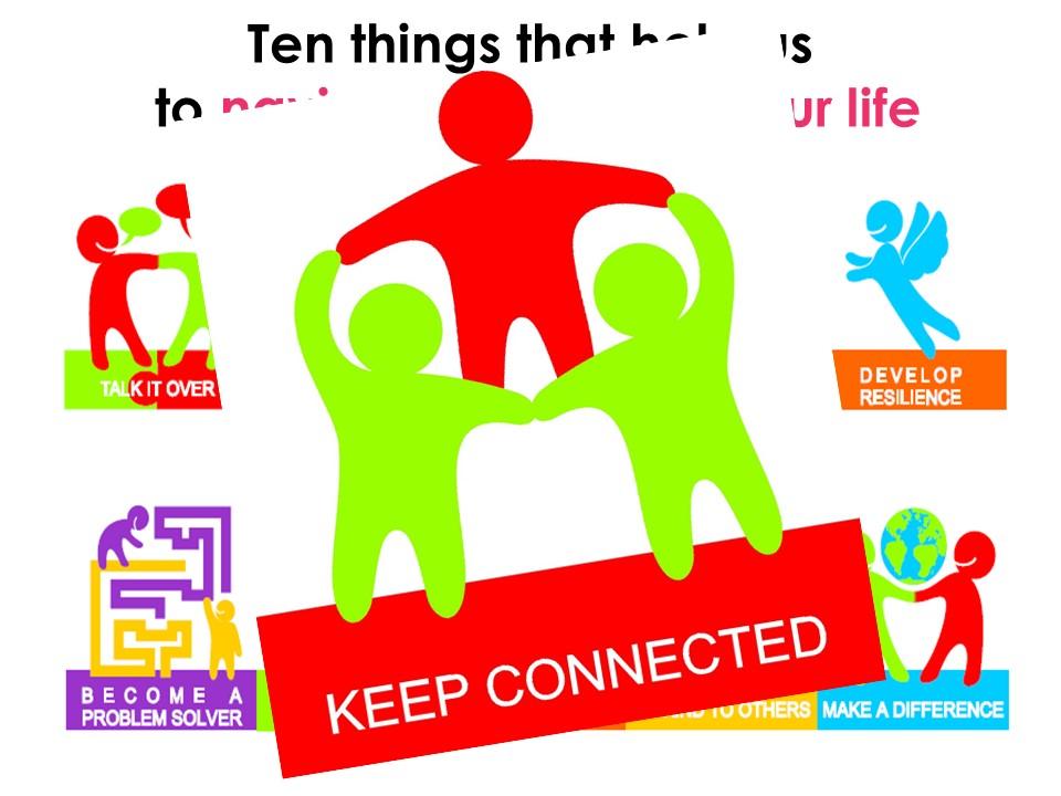 Building Resilience – Keep Connected – Stockbridge Primary School